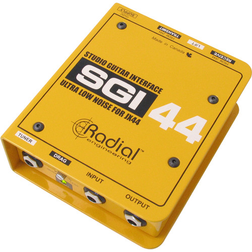 Radial Engineering SGI-44 Studio Guitar Interface