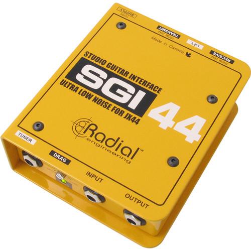 Radial Engineering SGI-44 Studio Guitar Interface