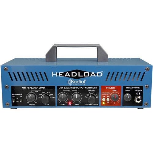 Radial Engineering Headload Guitar Amp Load Box (4 ohms)