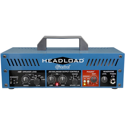 Radial Engineering Headload Guitar Amp Load Box (16 ohms)