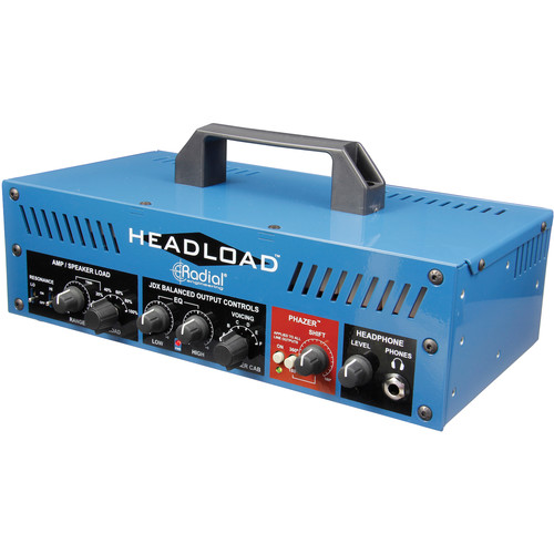 Radial Engineering Headload Guitar Amp Load Box (8 Ohms)