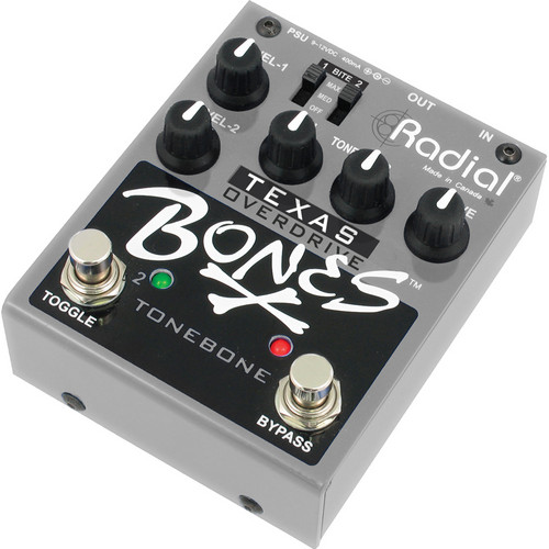 Radial Engineering R800 7110 Texas Overdrive Pedal