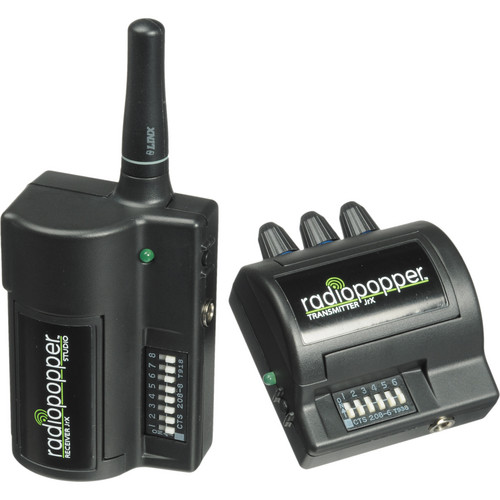 RadioPopper JRX-KS Transmitter/Receiver Kit (Ce/Euro)