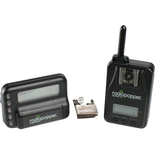 RadioPopper Jr2 Sekonic Combo Studio Set for Canon
