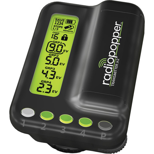 RadioPopper Jr2 Transmitter