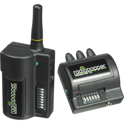 RadioPopper JRX-KS Transmitter/Receiver Kit