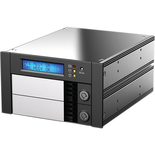 Raidon InTANK SR2611-2S-S2R 2-Bay SATA II RAID Enclosure