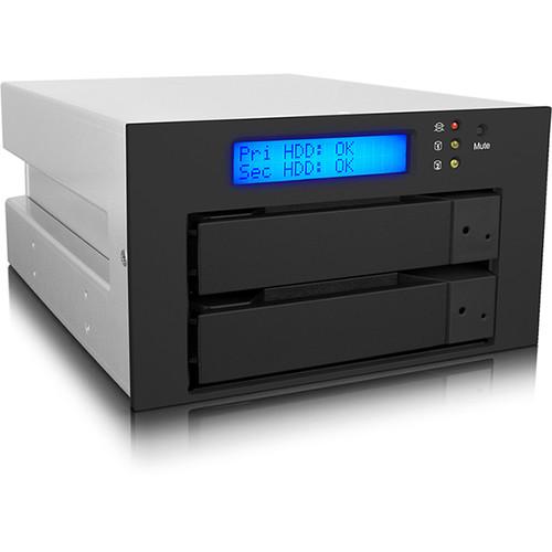 Raidon InTANK iR2620-2S-S2 2-Bay SATA II RAID Enclosure