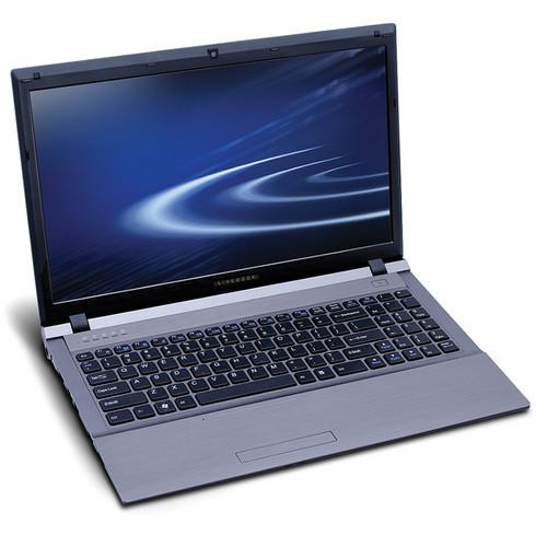 "Rain Computers Inc. LiveBook A2 15.6"" i3 Dual-Core Mobile Audio Workstation"