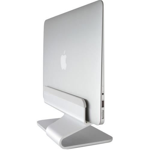 Rain Design mTower Vertical Laptop Stand (Silver)