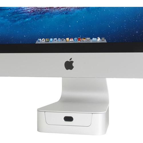 "Rain Design mBase 27"" iMac Stand (Silver)"
