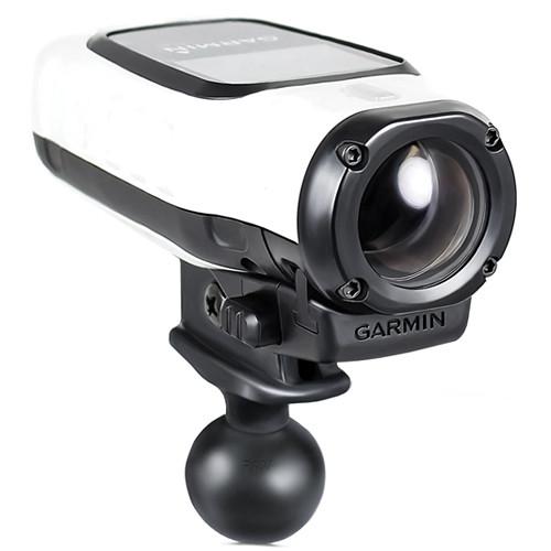 "RAM MOUNTS Garmin VIRB Camera Adapter with 1"" Diameter Ball"