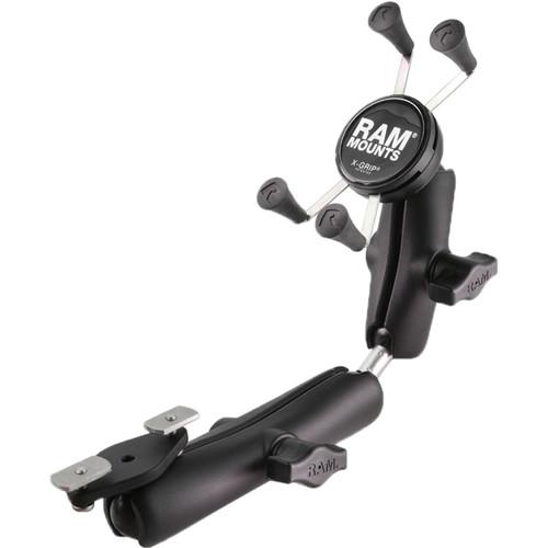 RAM MOUNTS X-Grip Phone Mount for Wheelchair Armrests