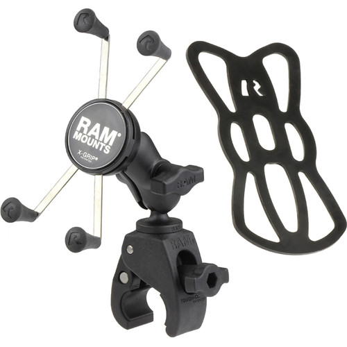 RAM MOUNTS X-Grip with Toughclaw Short Arm for Mobile Devices