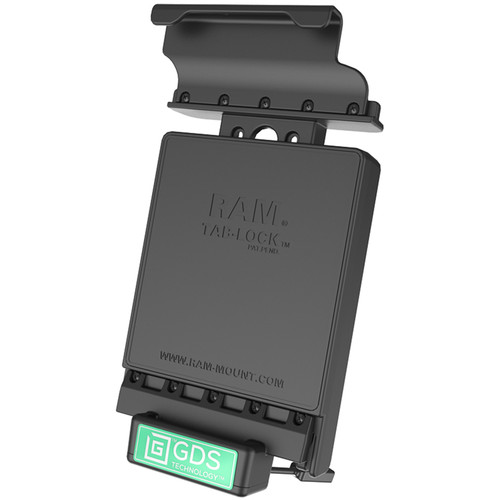 RAM MOUNTS GDS Locking Vehicle Dock for Samsung Galaxy Tab E 8.0 with IntelliSkin Sleeve