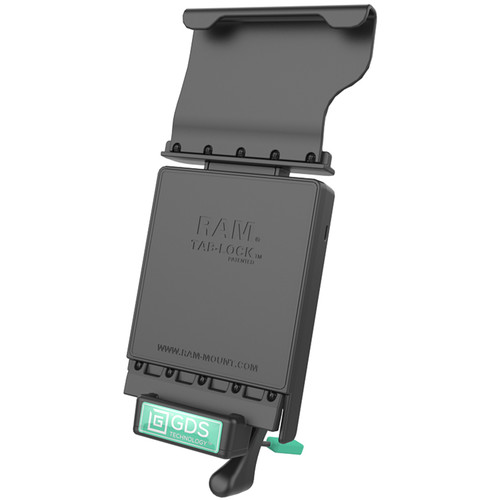 RAM MOUNTS Locking Vehicle Dock with GDS Technology for Samsung Galaxy Tab A 10.1 with S Pen