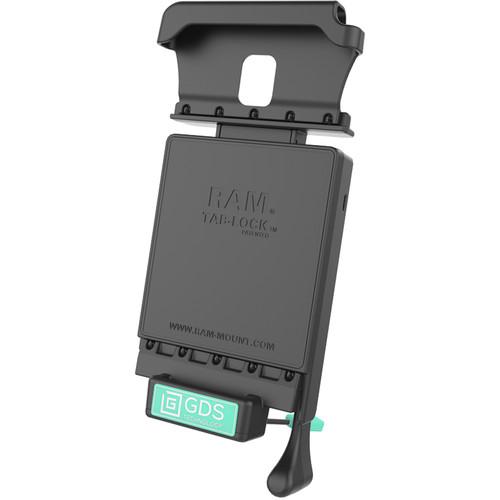 RAM MOUNTS GDS Locking USB Type-C Vehicle Dock for Samsung Tab Active2