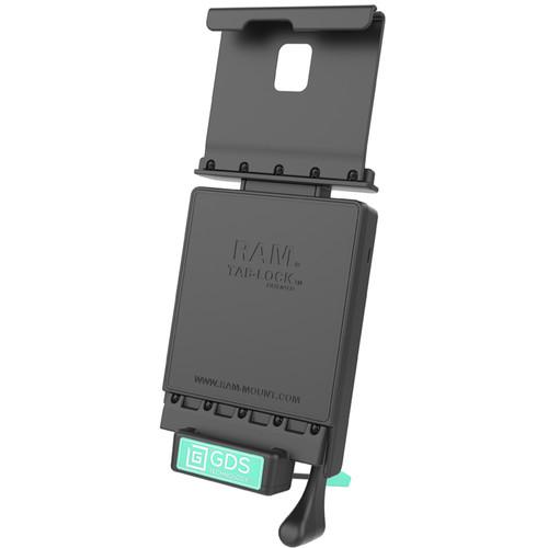 RAM MOUNTS GDS Locking Vehicle Dock for Samsung Galaxy Tab S4 10.5