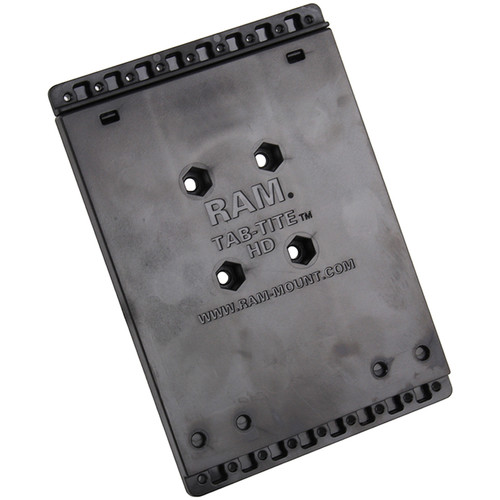 RAM MOUNTS Universal Tab-Tite Backplate for Select Tablets