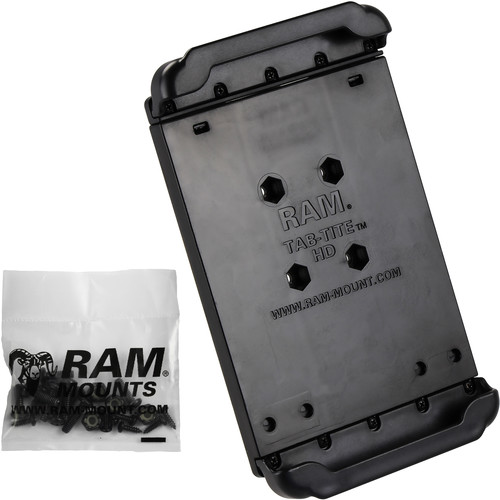 "RAM MOUNTS Tab-Tite Cradle for Select 7"" Tablets Including the Samsung Galaxy Tab 4 7.0"""