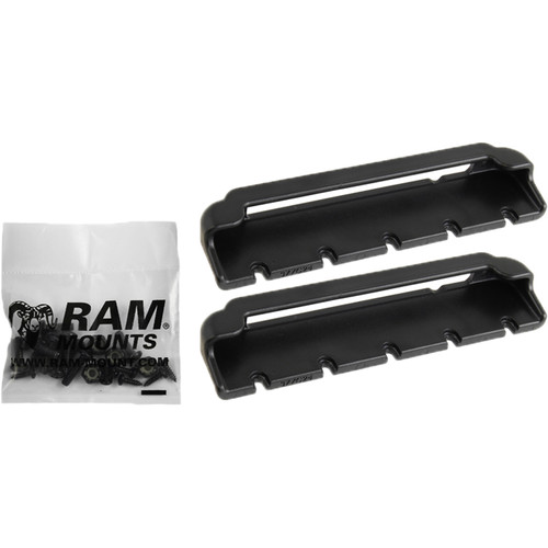 """RAM MOUNTS Tab-Tite End Cups for 8"""" Tablets and Tab-Tite & Tab-Lock Mounts"""