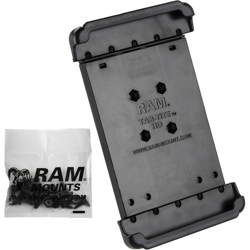"RAM MOUNTS Tab-Tite Cradle for Select 8"" Tablets Including the Samsung Galaxy Tab 4 8.0"" and Tab S 8.4"""