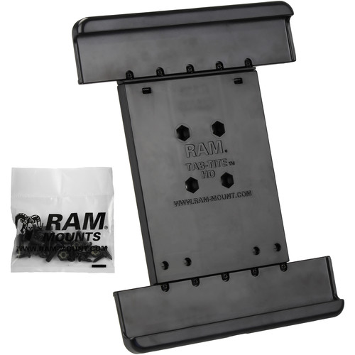 "RAM MOUNTS Tab-Tite Cradle for Select 10"" Tablets Including the Samsung Galaxy Tab 4 10.1"" and Tab S 10.5"""