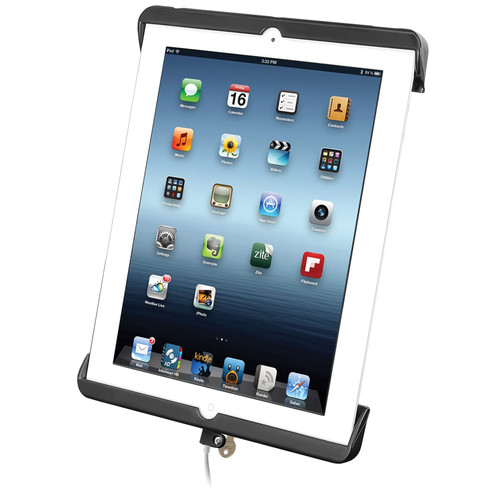 RAM MOUNTS Tab Dock-n-Lock for 4th Generation iPad with Lightning Connector