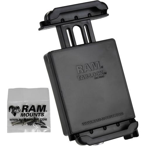 "RAM MOUNTS Tab-Lock Locking Cradle for Samsung Galaxy Tab 4 7.0"""