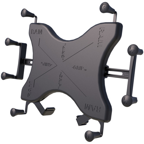 "RAM MOUNTS Universal X-Grip Cradle for 12"" Tablets"