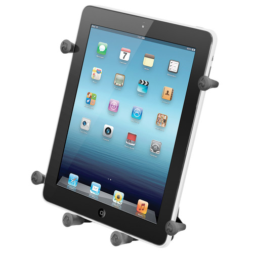 RAM MOUNTS X-Grip III Universal Clamping Cradle for Large Tablets