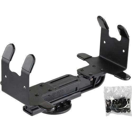 RAM MOUNTS RAM-VPR-105 Printer Cradle for Portable Printers