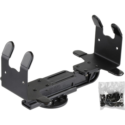 RAM MOUNTS RAM-VPR-105 Printer Cradle for Portable Printers