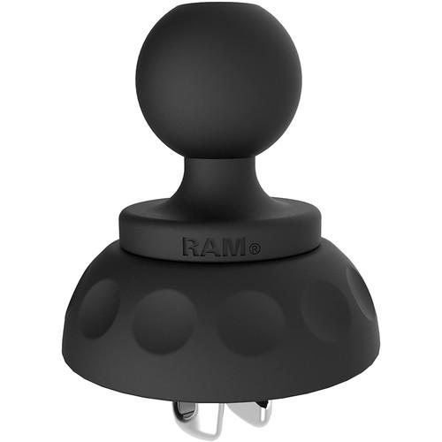 "RAM MOUNTS Leash Plug Adapter with 1"" Diameter Ball"