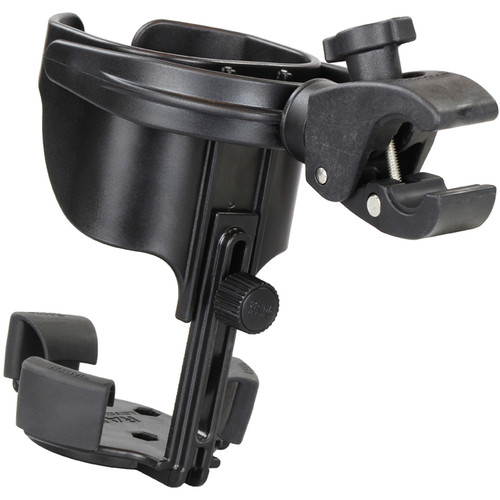 RAM MOUNTS RAM Level Cup XL with Small Tough-Claw