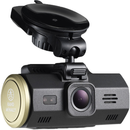 "Rand McNally DashCam 300 with GPS Logger and 2"" Screen"