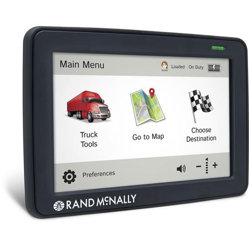 Rand McNally IntelliRoute TND 530 LM GPS Device
