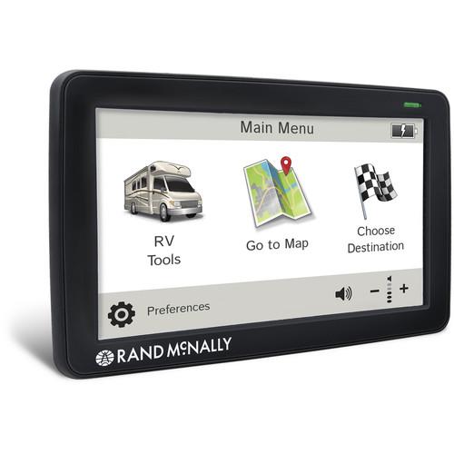 Rand McNally RVND 7730 LM GPS Device