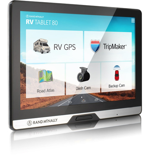 Rand McNally RV Tablet 80 GPS Device