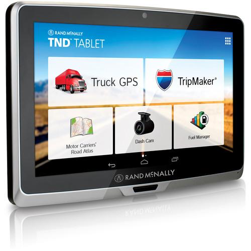 Rand McNally TND Tablet 70 GPS Device