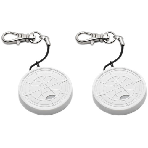 Rand McNally Highlight Bluetooth Tracker (2-Pack, White)
