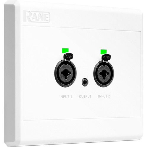 Rane Commercial RAD22 Universal 2-Channel Wall RAD for Rane DSP Systems