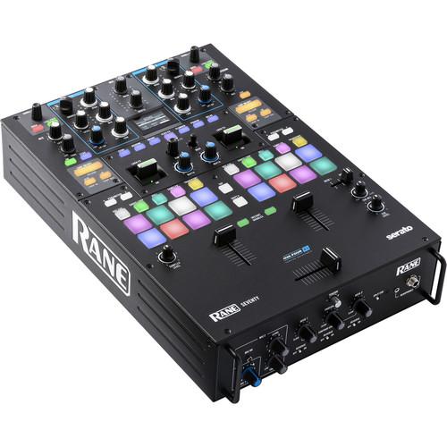 RANE DJ Seventy 2-Channel Serato Mixer for the Pro Performance DJ