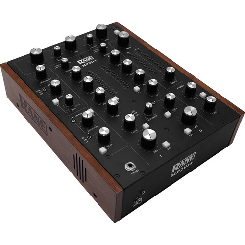 Rane MP2014 Rotary DJ Mixer (2-Channels)