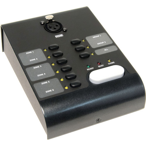 Rane PAGER2 Paging Station