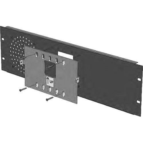 Rane 3 RU Rackmount Bracket for DR6 Touchscreen Remote