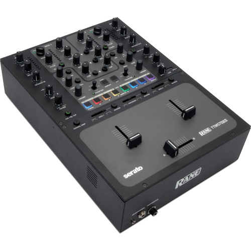 Rane TTM57 MKII 2-Channel DJ Mixer with Integrated Serato Interface