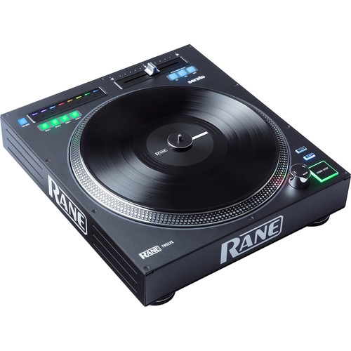 "RANE DJ Twelve 12"" Vinyl Motorized DJ Control System"