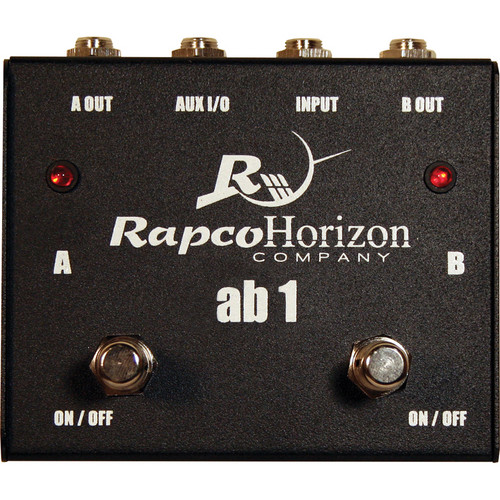 RapcoHorizon AB-1 A/B Passive Switching Box