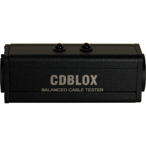RapcoHorizon CDBLOX Balanced XLR Cable Tester
